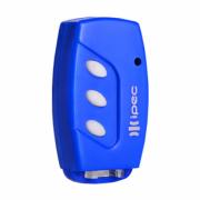 Controle Portão Eletrônico 433 MHZ TX Deco (Azul)
