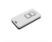 Controle Remoto P/ Portão Eletrônico PPA Zap- Branco/Preto