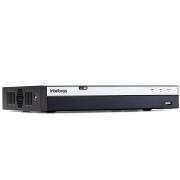 DVR (Gravador Digital de Vídeo) 8 Câmeras Intelbras
