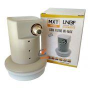 LNBF Simples Universal Antena Banda KU - MXT