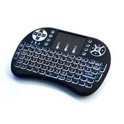Mini Teclado Smart Sem Fio - Keyboard Led