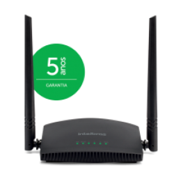 Roteador Wireless Intelbras 300 MBPS RF 301K