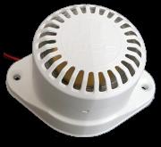 Sirene Para Alarmes Residenciais e Cercas Elétricas Ipec Elite - Branca