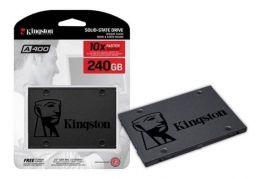 SSD Kingston 240GB Sata 6GB/S - 2.5 Polegadas