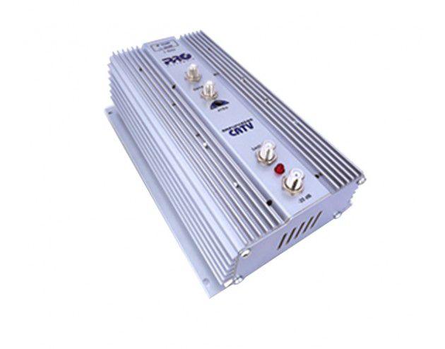 Amplificador De Potência 50dB (VHF - CATV - UHF)