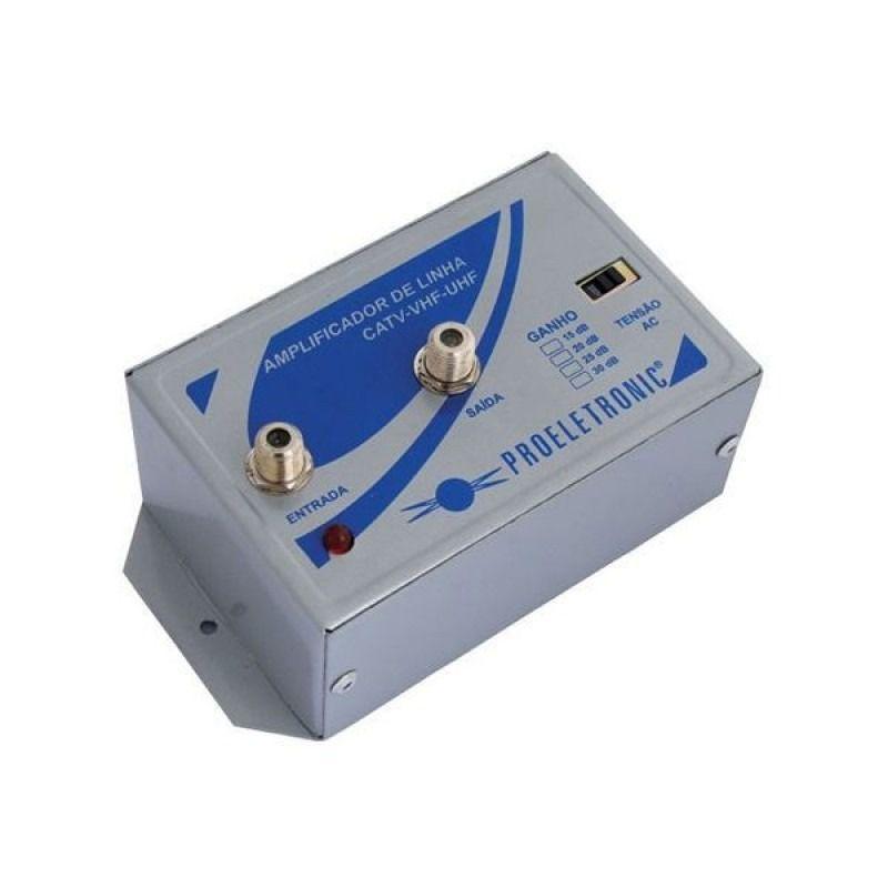 Amplificador Proeletronic  25 DB 950-2250MHZ