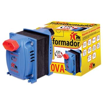 Auto Transformador 1010VA / 700W Bivolt
