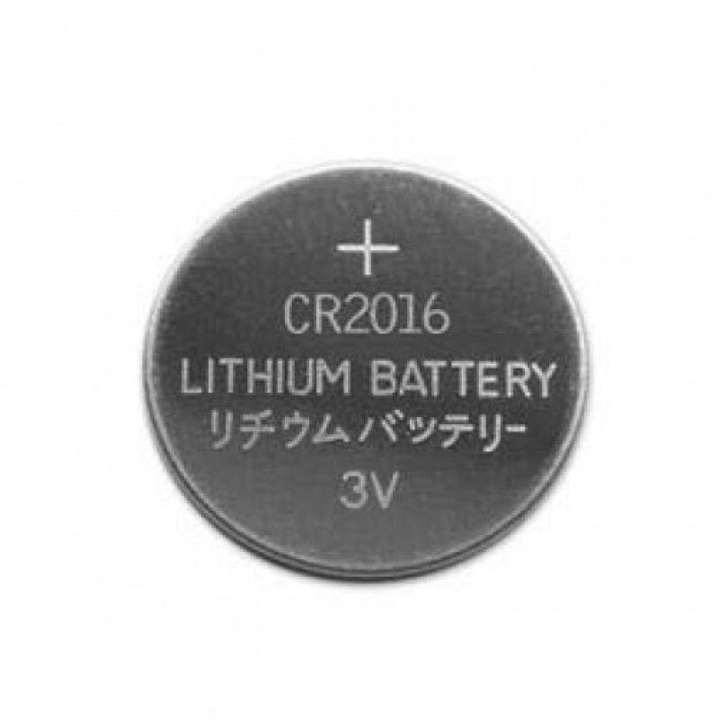 Bateria Botão Flex CR 2016 - 3V