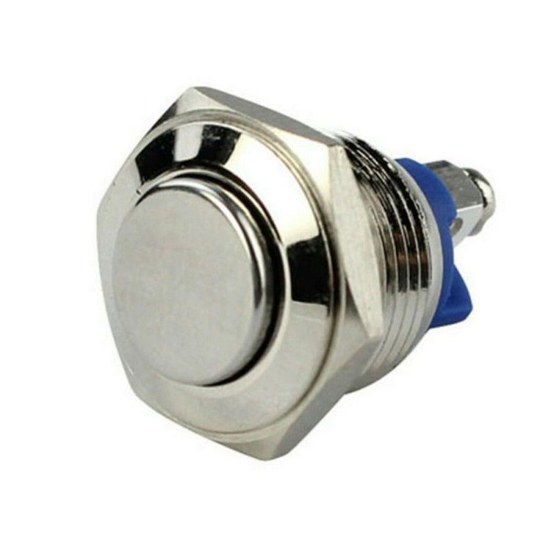Botão De Saída Inox Automatiza AC2864