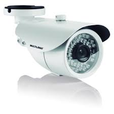 Câmera De Segurança  Full HD Bullet AHD 3.6mm - 1080P - Multilaser - SE171