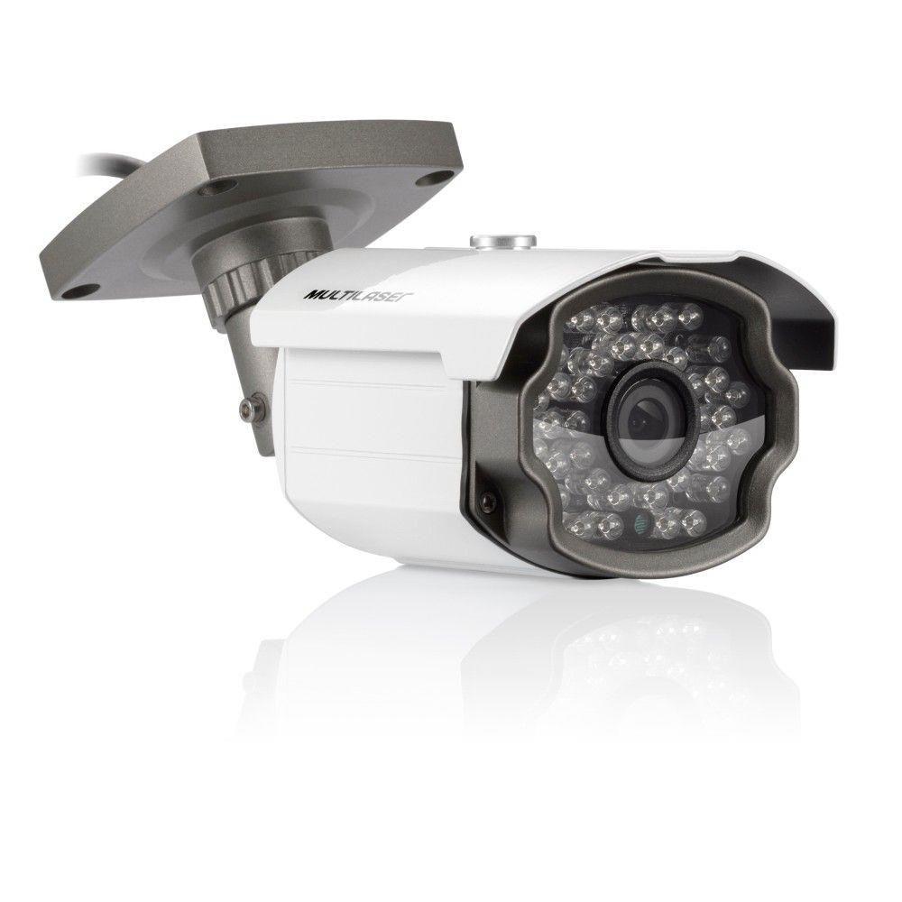 Câmera de Segurança 30 mt  Multilaser