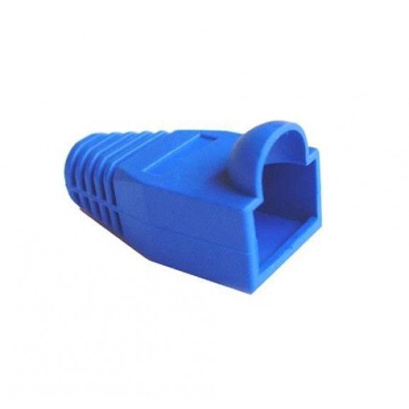Capa Azul Para Conector RJ-45