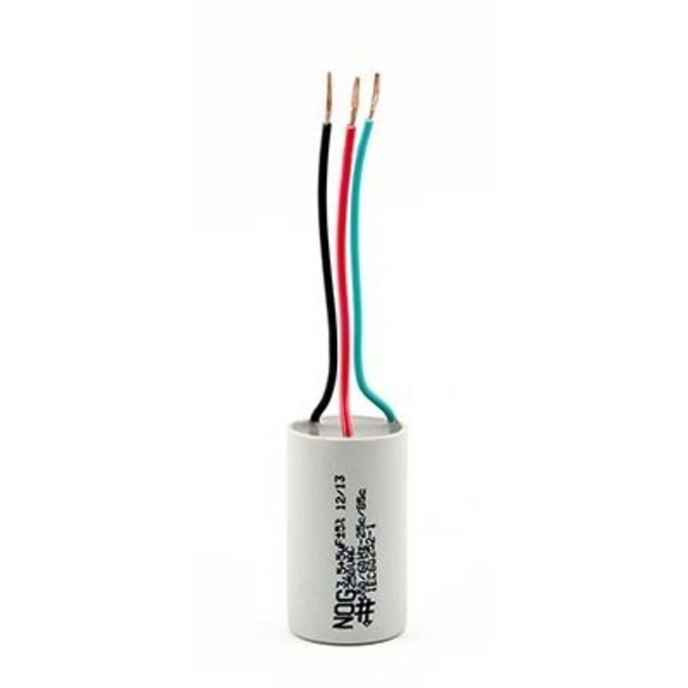 Capacitor Bivolt Portão Eletrônico  250VA 3 Fios