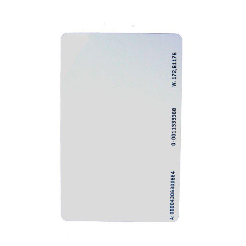 Cartão Controle De Acesso Intelbras 125KHZ
