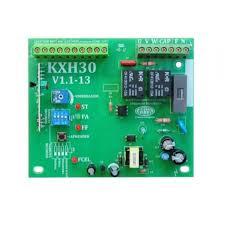 Central Comando Portão Eletrônico Rossi  CM KXH30 V1.1-13 433MHZ