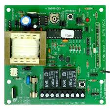 Central Eletrônica  Universal C/ RX Compatível  Motor Peccinin