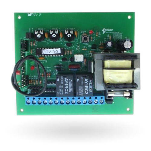 Placa Eletrônica Do Motor Para Portão Eletrônico PPA (Antigo) 433 MHZ