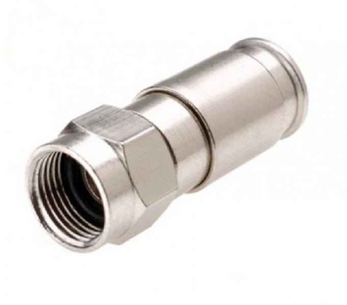 Conector Compressão Cabo Coaxial - RG06