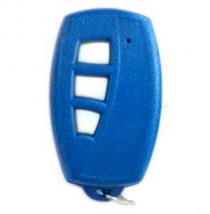 Controle de Alarme e Portão TX- Tech Genno - 433Mhz (Azul)