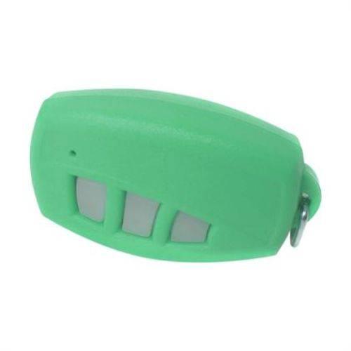 Controle Para Alarme e Portão Eletrônico TX- Tech Genno - 433Mhz (Verde)