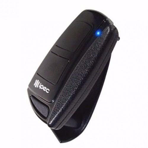 Controle P/ Portão Eletrônico TX Top 433MHZ - Preto IPEC