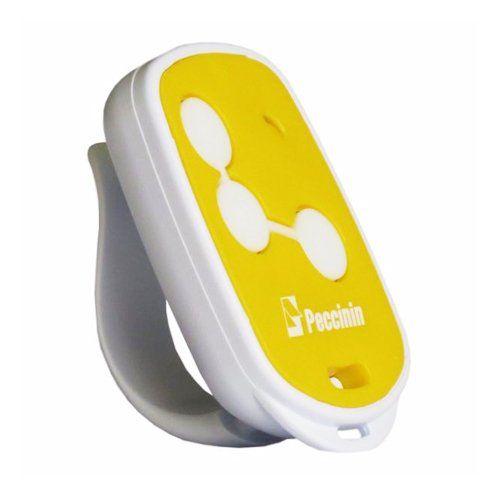 Controle Portão  Eletrônico Evo Peccinin (Amarelo)