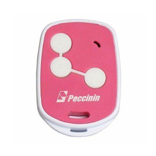 Controle Portão Eletrônico Evo Peccinin (Rosa)