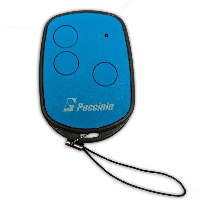 Controle Portão Eletrônico New Evo (Azul)