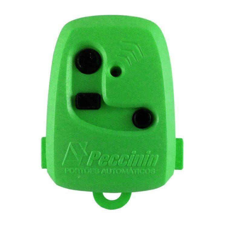 Controle Portão Eletrônico Peccinin (Verde)