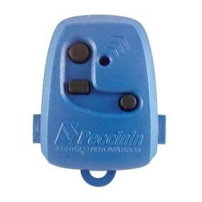 Controle  Remoto Portão Eletrônico Peccinin (Azul)
