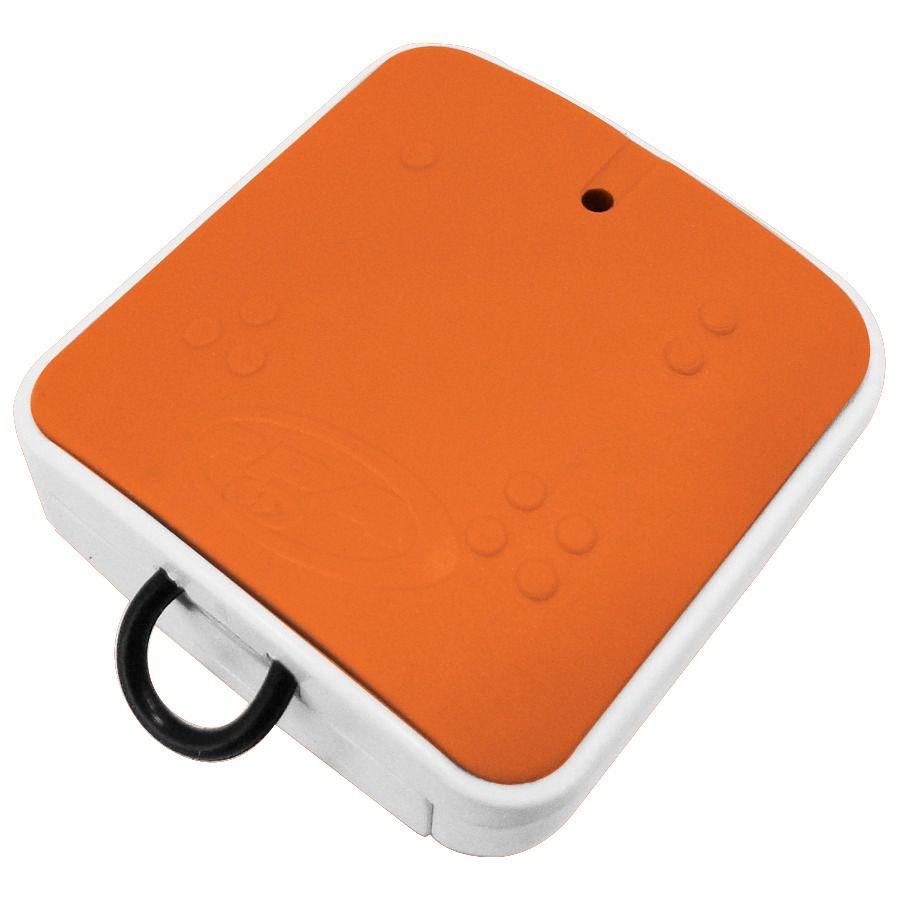 Controle Remoto Para Portão Eletrônico -  PPA Figo 433 MHZ (Laranja)