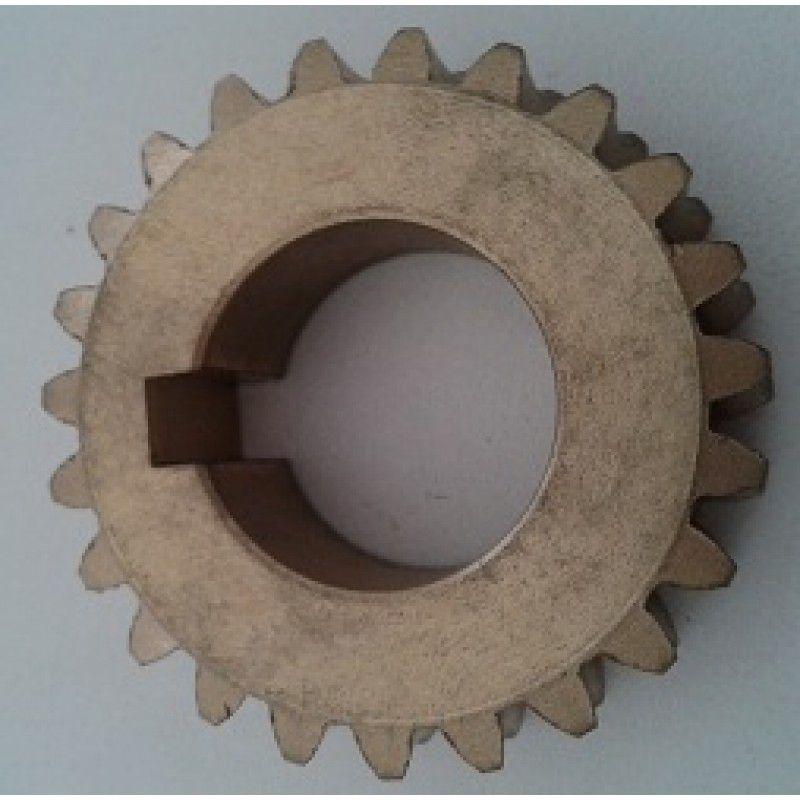 Coroa de Bronze  Portão Eletrônico Deslizante  Super Peccinin