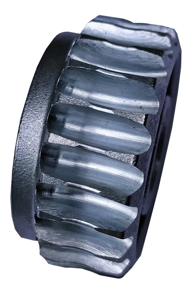 Coroa Zamac Motor Deslizante Light - Peccinin