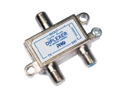 Diplexer (Misturador Sinal de Antena) Proeletronic 5-2450MHZ