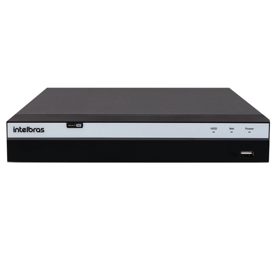 DVR Gravador De Vìdeo Digital (Stand Alone) 16 CH Intelbras MHDX 3116