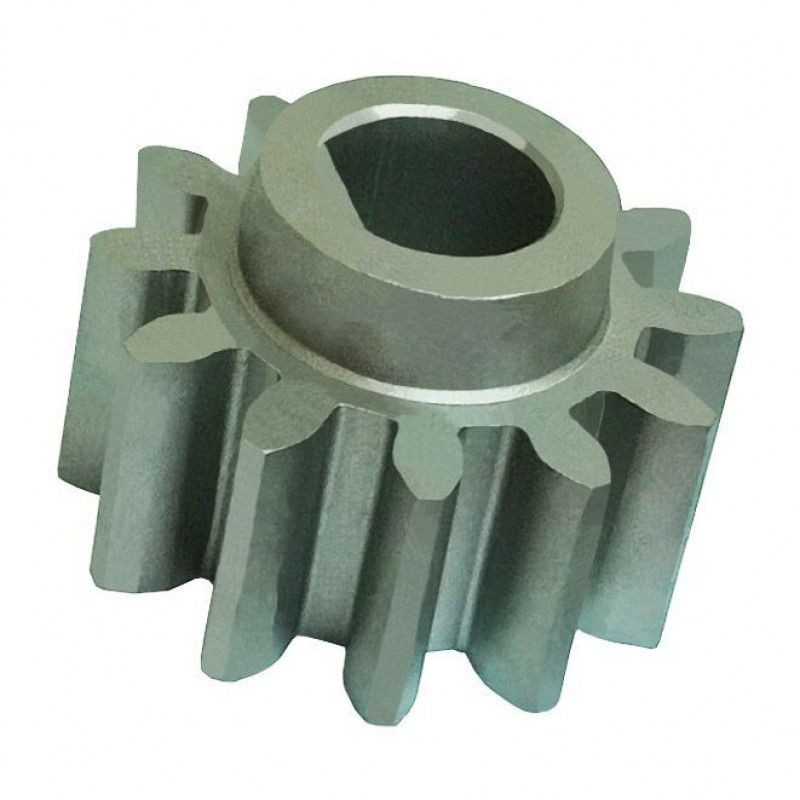 Engrenagem Motor Garen Z-12 Alumínio C/Rabaixo
