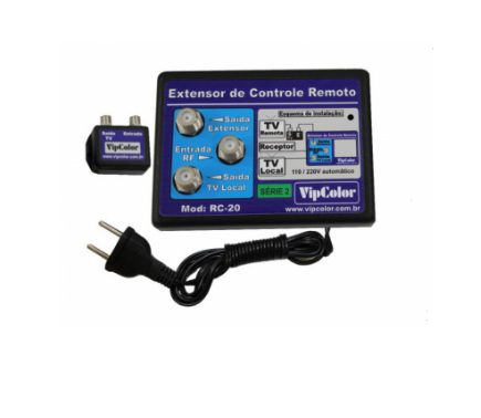 Extensor de Controle Remoto VipColor