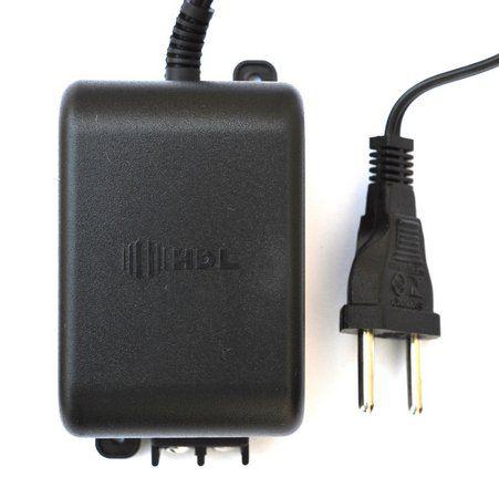 Fonte de Alimentação HDL TRA 400 para Fechadura  Elétrica e Porteiro Eletrônico