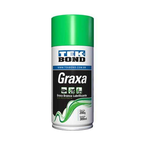 Graxa Branca em Spray