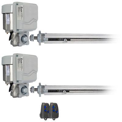 Kit Motor Pivo Duplo Gatter Super - 0,75 - 127V