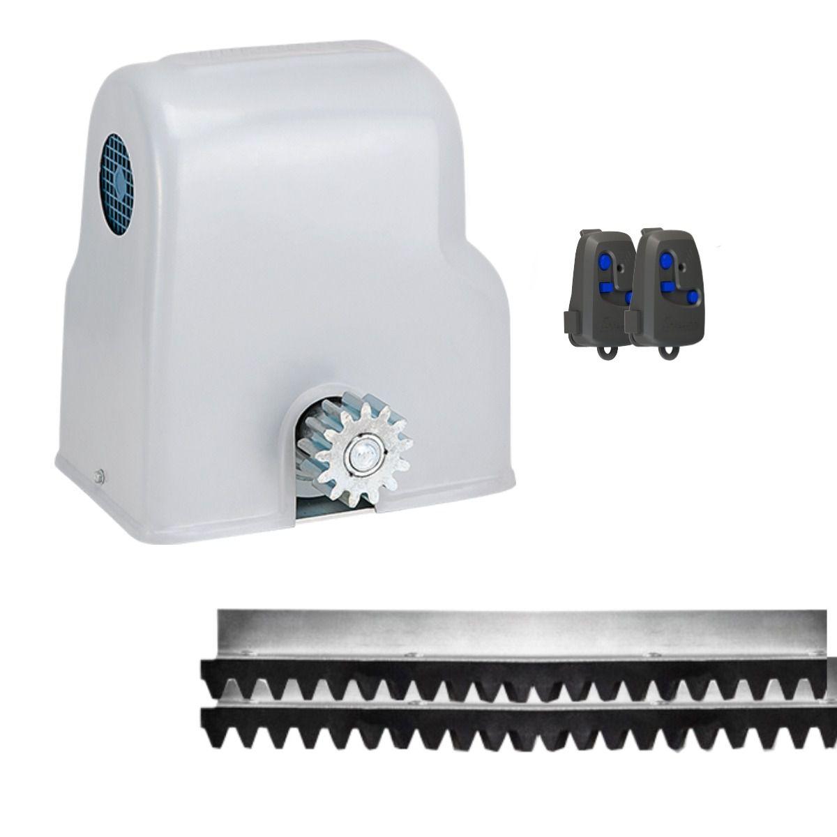 Kit Portão Automático  Deslizante  Peccinin Max  220V