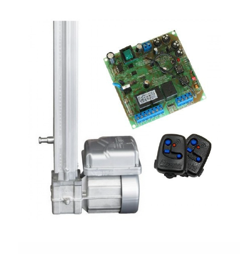 Kit Motor Portão Eletrônico Basculante Flash 2000 Peccinin - 110V