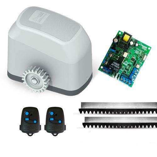Kit Motor Portão Eletrônico Deslizante Gatter 3000 Peccinin - 110V