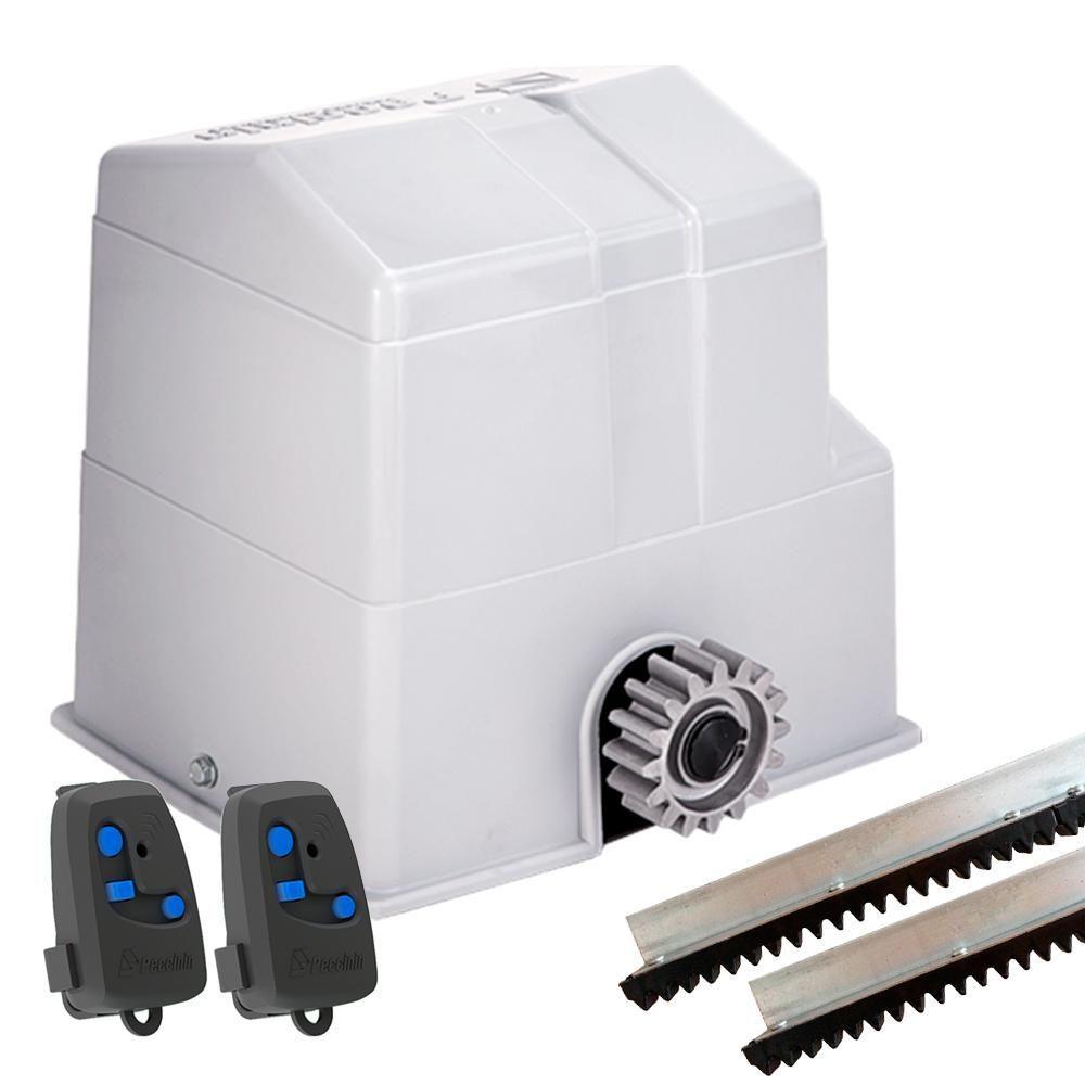 Kit Motor Portão Eletrônico Deslizante Super Peccinin - 220V