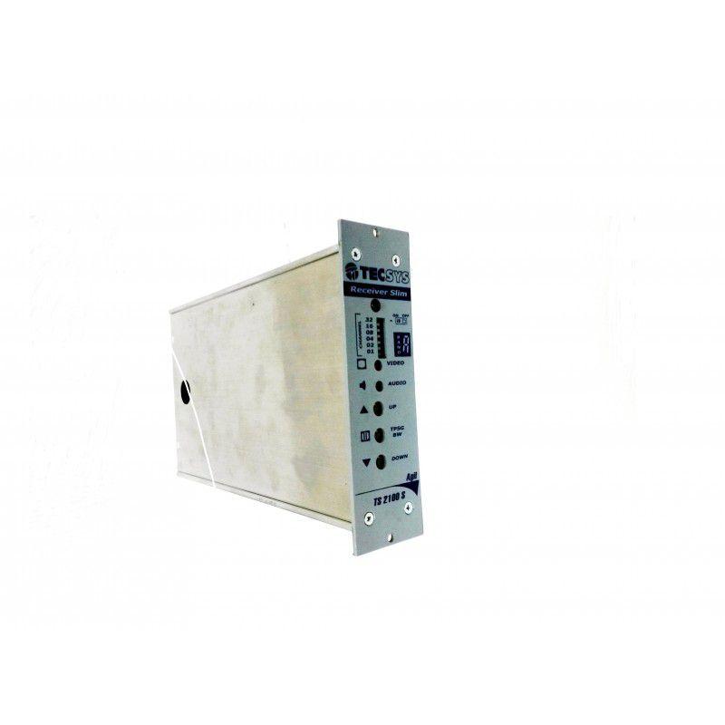 Modulador TS2100 Canal 30  Rack Tecsys