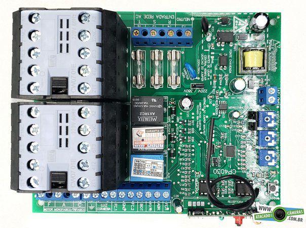 Placa Portão Eletrônico CP4030 - Peccinin