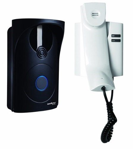 Porteiro Eletrônico Residencial  Intelbras IPR 8000