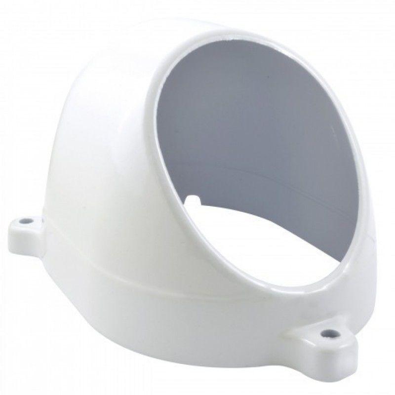 Protetor Aluminio P/ Câmera Segurança Dome