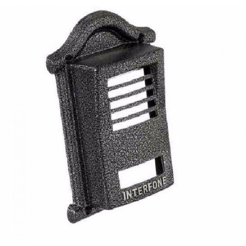 Protetor Em Alumínio Para Interfone HDL F-8