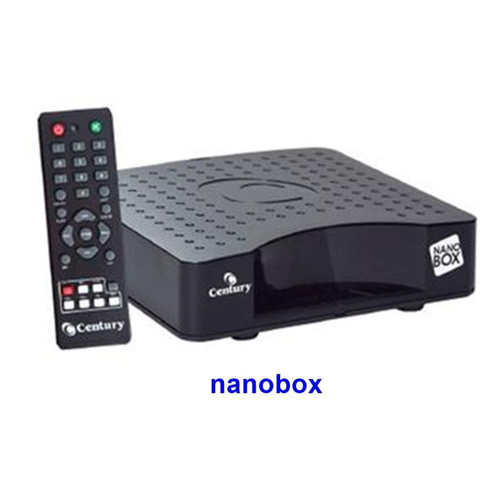 Receptor Antena Parabólica Century Nano Box
